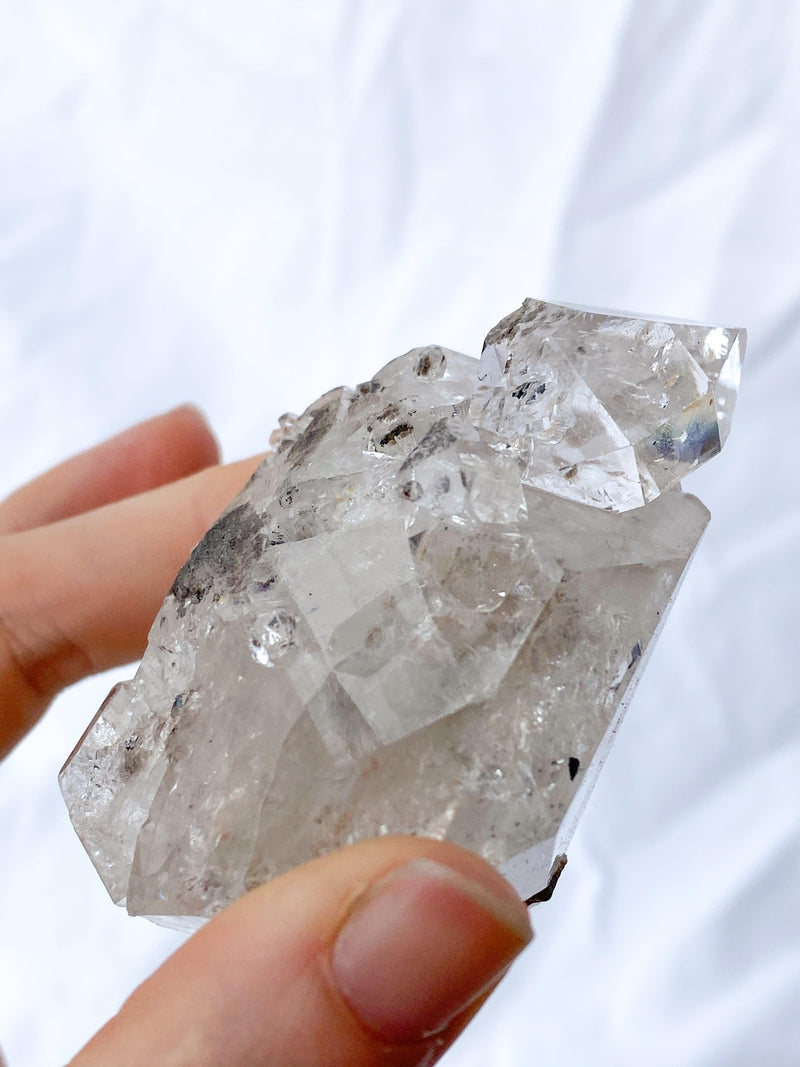 Herkimer Diamond | In The Rough - Unearthed Crystals