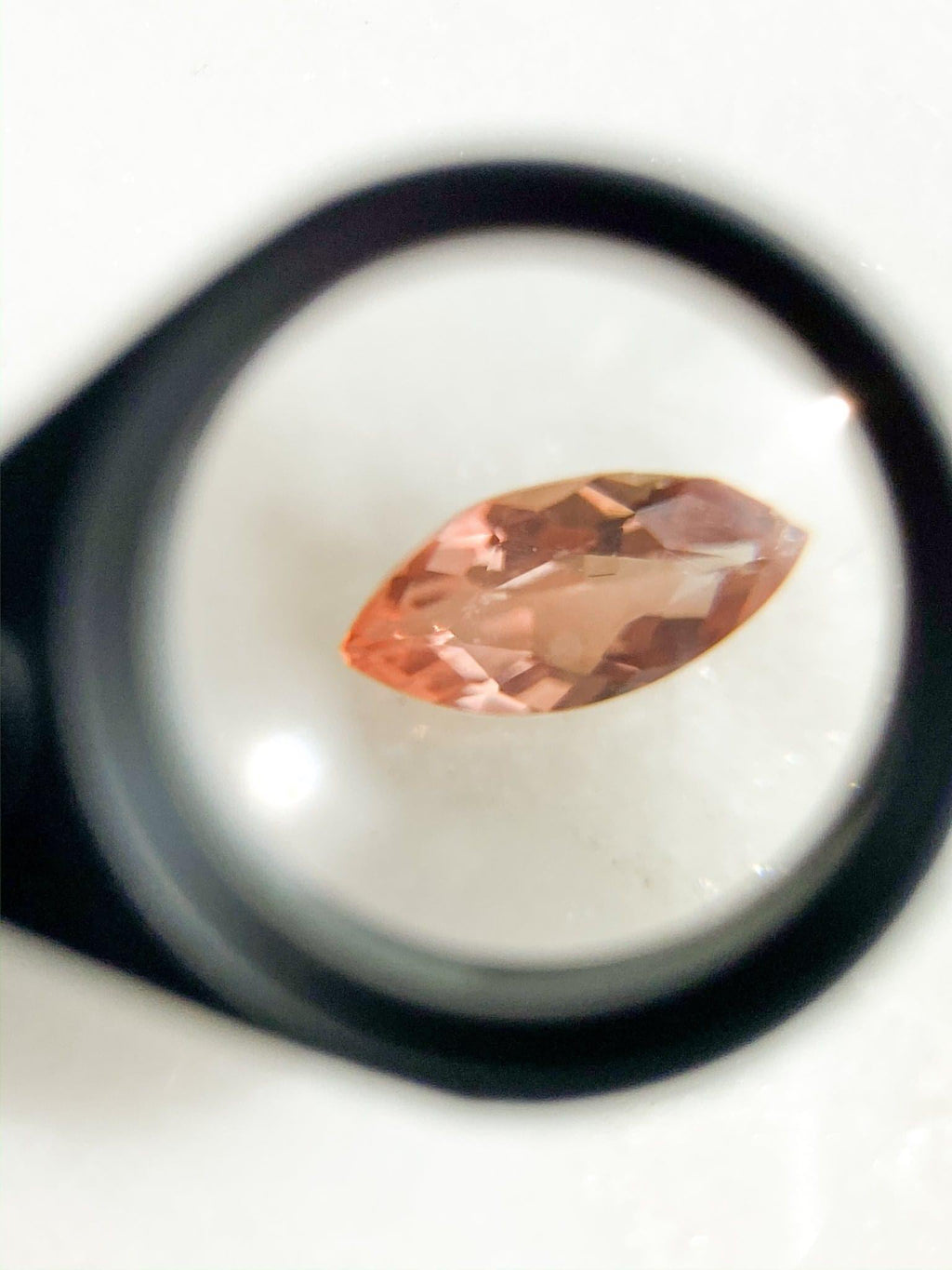Oregon Sunstone | Marquise Cut | 0.535ct - Unearthed Crystals