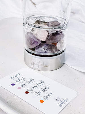 DIY Elixir Kit | The Basics - Unearthed Crystals