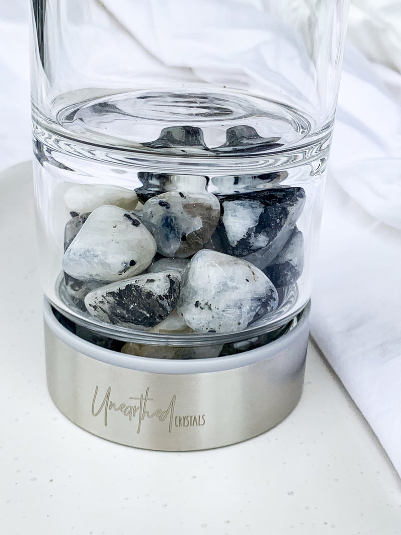 Unearthed Soul Bottle |  DIY Elixir - Unearthed Crystals