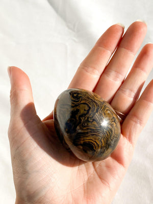 Stromatolite Egg - Unearthed Crystals