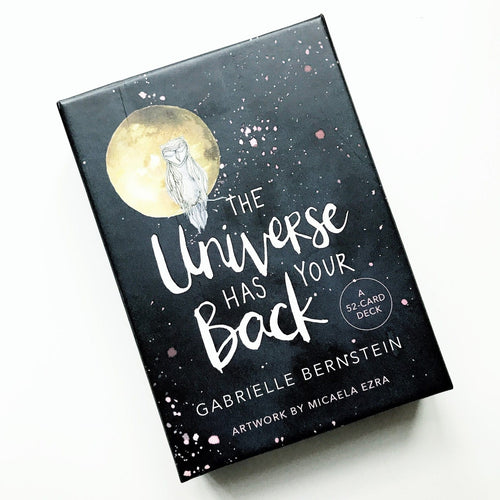 The Universe has your Back by Gabrielle Bernstein - Unearthed Crystals