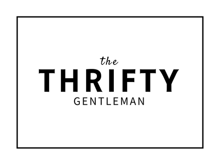 The Thrifty Gentleman