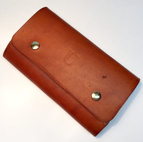 Colfax Field Notes Wallet-Tan