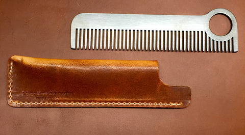 Chicago Comb Horween Sheath