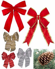 Bows seasonal