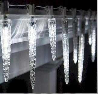 24 Inch Static or Animated Icicle Bulb - Forever LED Christmas Lights