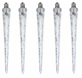 24 Inch Static or Animated Icicle Bulb