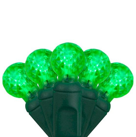 70 Green G12 Berry - Premium - LED Christmas Lights - Forever LED Christmas Lights