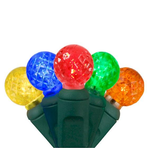 70 Multi Color G12 Berry - Premium - LED Christmas Lights