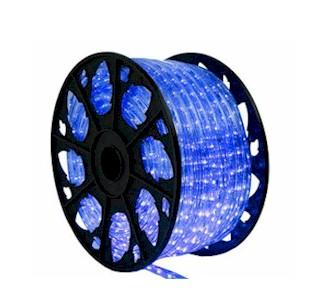 Blue LED Rope Lighting