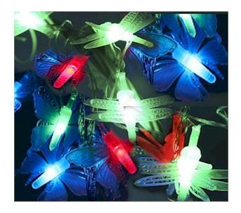 LED Butterfly Lights