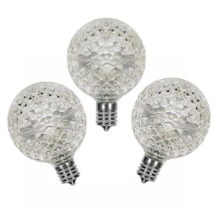 G50 Cool White LED Bulb