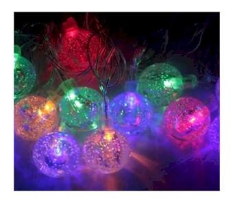 led round balls novelty lights