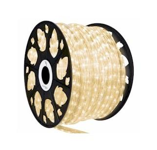 Warm White LED Rope Lighting