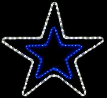 Blue & White Double Stars