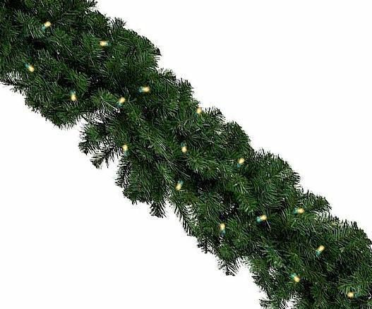Led Christmas Garland