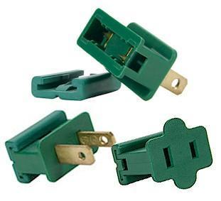 Slide On End Plugs - 10Pkg