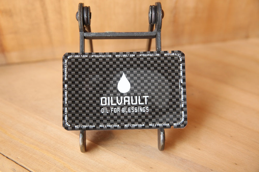 Get an Oil Vault for your Wallet