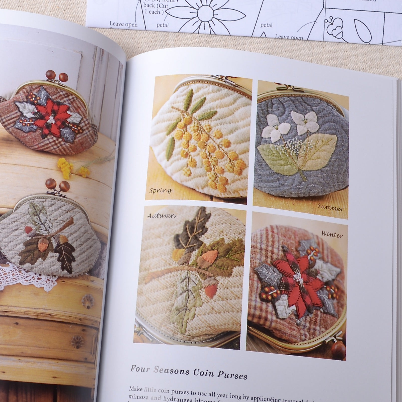 Yoko Saito: Books & Patterns