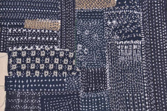boro sashiko Japanese country stitching