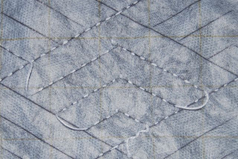 sashiko stitching sample