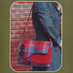 Brancaster Messenger Bag Pattern by Charlies Aunt
