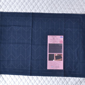 sashiko kit Olympus place mat table mat