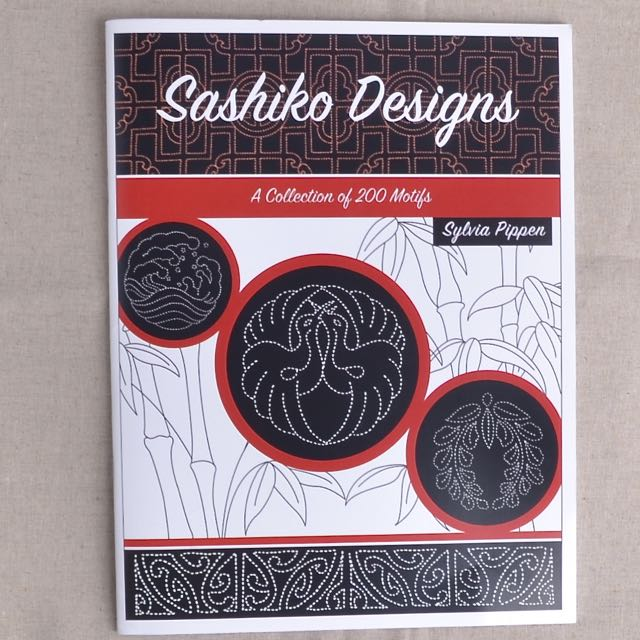 Sashiko Designs by Sylvia Pippen