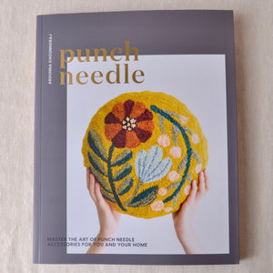 Punch Needle book by Arounna Khounnoraj