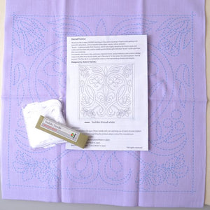 Sashiko World hand stitching kit