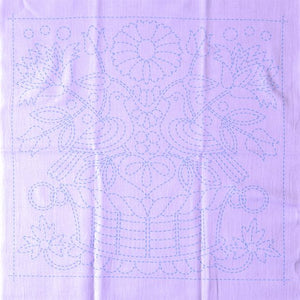 Hand Stitching Embroidery Sashiko Kit