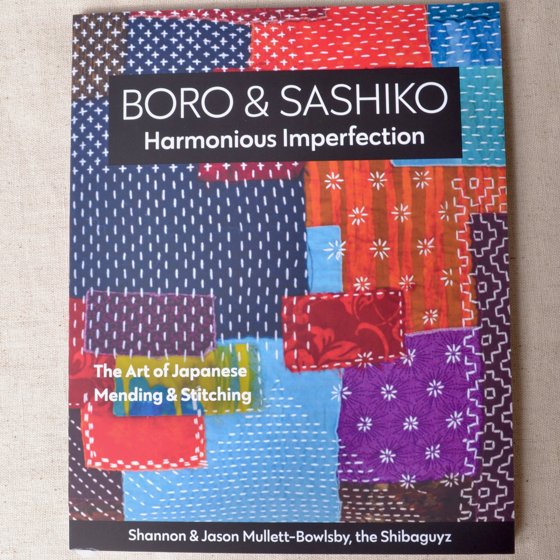 Boro & Sashiko, Harmonious Imperfection Book