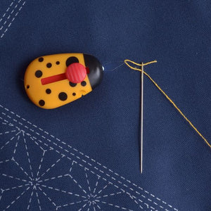 ladybug needle threader