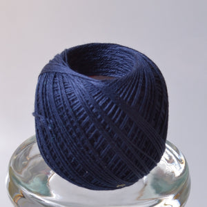 Thin sashiko thread navy