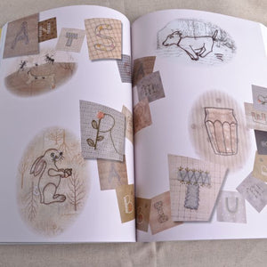 Yoko Saito Book embroidery designs