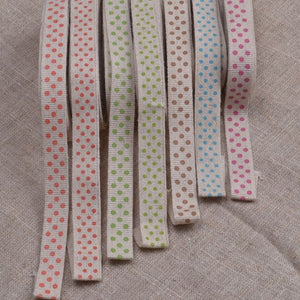 linen-cotton sewing ribbon