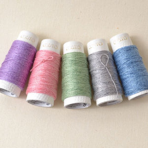Sashiko Thread Heather Colors