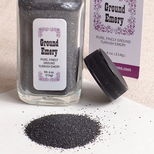 ground emery for pincushions