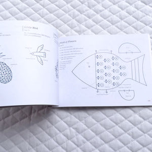 Zakka Embroidery Book