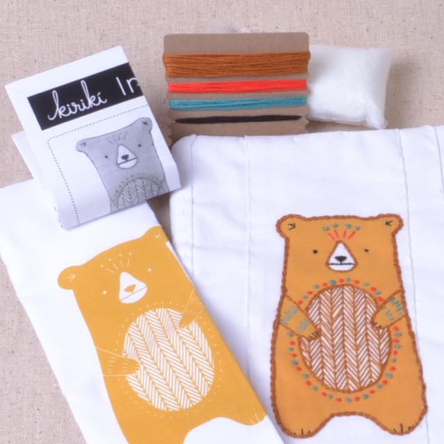 Kiriki bear kit