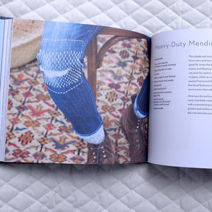 Visible Mending book Jessica Marquez
