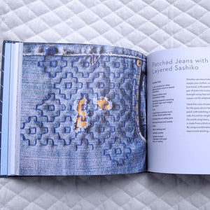 sashiko boro mending book