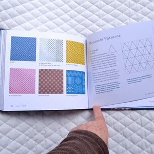 Make and Mend Sashiko Book