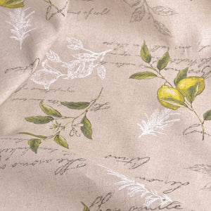 natural elegance Lecien fabric
