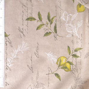 linen cotton sewing fabric home decor