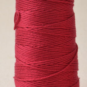 Red Sashiko Thread Cosmo