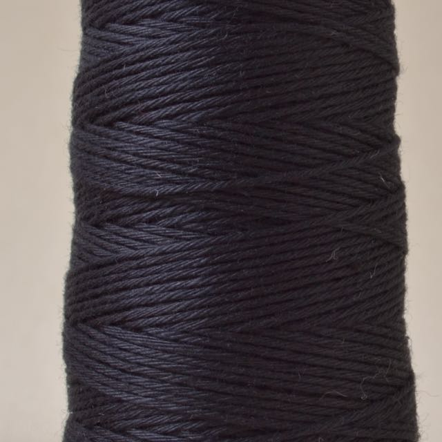 Black Sashiko Thread