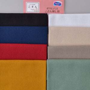 Kogin Fabric 18 Count Cotton Olympus Brand