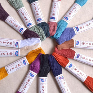 Kogin threads sampler